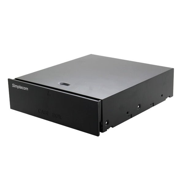 Simplecom SC501 Desktop PC 5.25 Bay Accessories Storage Box Drawer""