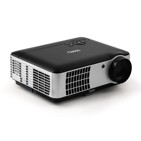 Devanti Smart Android Video Projector 4000 Lumen Home Theatre 1080HD Bluetooth