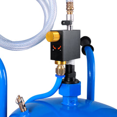 100lb Portable Soda Pressure Abrasive Upgrade Air Sandblaster