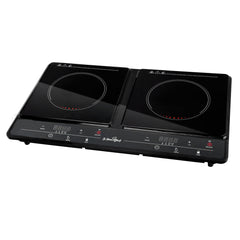 5 Star Chef Ceramic Electric Induction Cook Top Stove  - Black