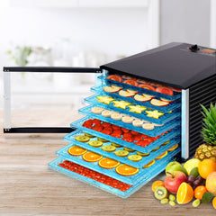 5 Star Chef Commercial Food Dehydrator with 8 Trays