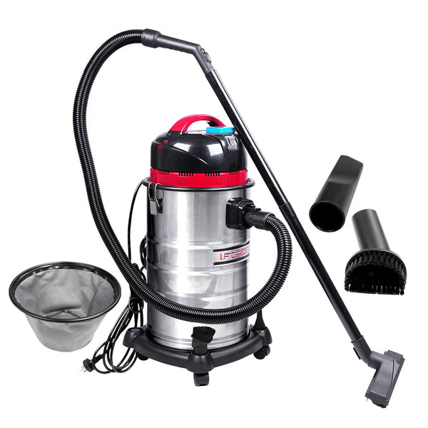 Industrial Commercial Bagless Dry Wet Vacuum Cleaner 30L