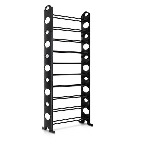 10 Tiers Stackable Shoe Storage Rack _ÌÔ? 155CM