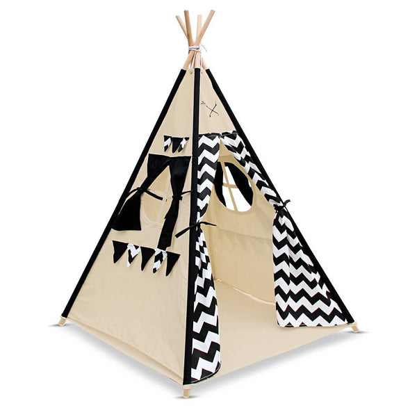 Keezi Large Kids Canvas Teepee
