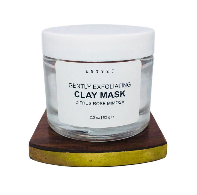 Citrus Rose Clay Mask|Rose Clay Mask|Clay Mask|Facial Mask|Pink Clay Mask|Face Mask|Oily Skin Mask|Best Clay Mask|Best Face Mask|Dry Skin Mask|Exfoliating Clay Mask|Facial Care|Entyze|Natural Skincare|Acne Mask|Detoxifying Mask