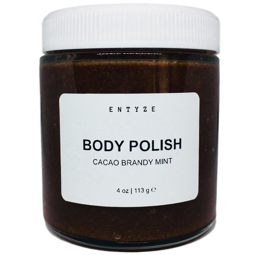 Cacao Brandy Mint Body Scrub