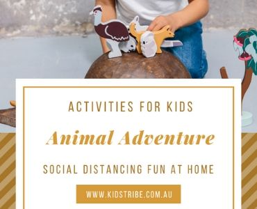 Fun Home Activities - Animal Adventure