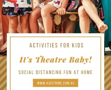 Fun Home Activities - It's Theatre Baby!
