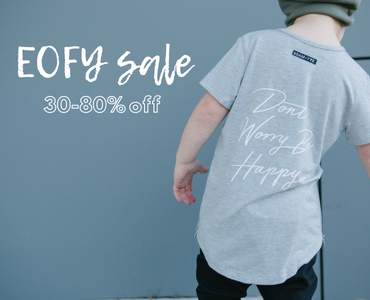 EOFY stock take sale!