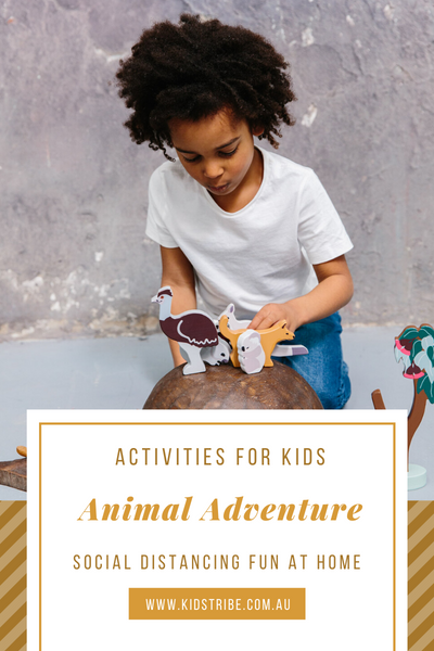 Kids Activities Animal Adventure
