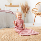 ergoPouch Cocoon 0.2 tog Organic Bamboo Swaddle - Quill