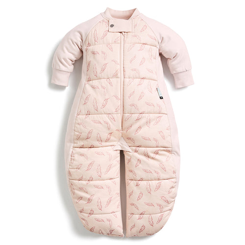 ergoPouch 3.5 tog Organic Sleepsuit/Bag - Quill