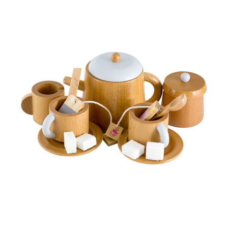 Qtoys - Japanese Tea Set