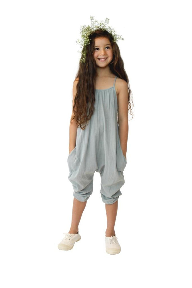 Alex & Ant Sissy Jumpsuit - Soft Grey