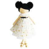Alimrose Iris Doll - Gold Star
