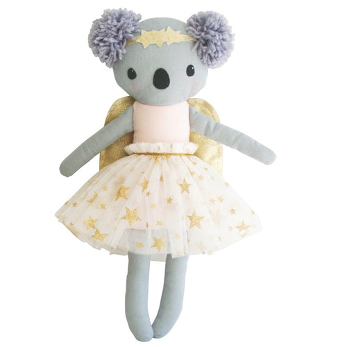 Alimrose Koala Angel - Pink Gold
