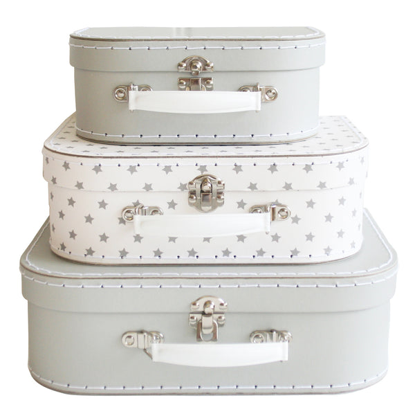 Alimrose Suitcase Set - Starry Night
