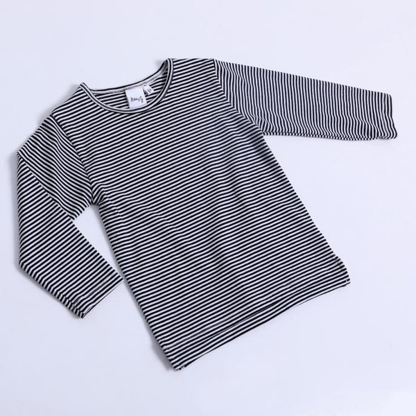 Bobby G Long Sleeve Tee - Striped