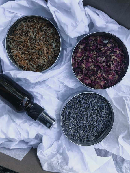Growing Kind - Mindful Perfume Mixing Kit