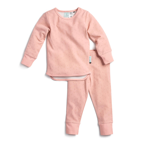 ergoPouch 1.0 tog Long Sleeve Pyjamas - Berries