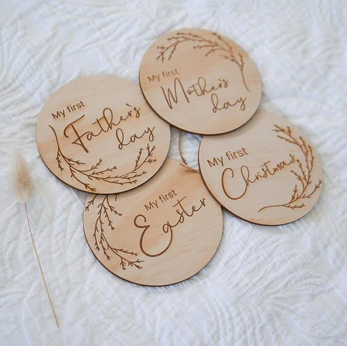 Hello Fern Special Calendar Date Disc Set - Whimsical