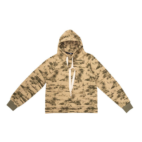 Raised By The Desert Hunter Sweater - Mahalo - Valley