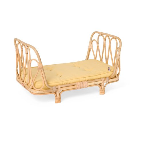 Poppie Toys - Day Bed - Yellow