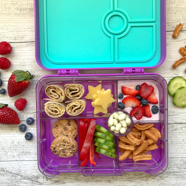 My Family Easy Clean Bento Box - Unicorn