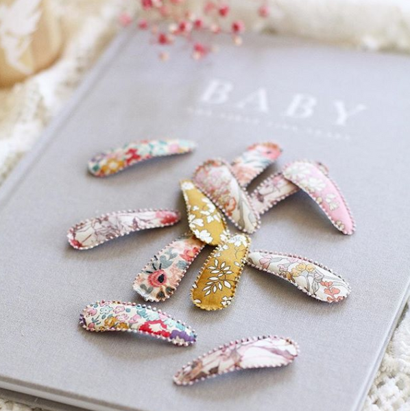 Josie Joans Hair Clip Set - Lilly