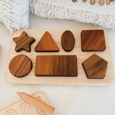 Make Me Iconic - Wooden Tea Set Extension Set