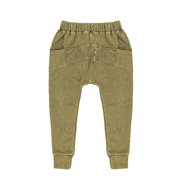 Raised By The Desert Kravitz Pants - Moss