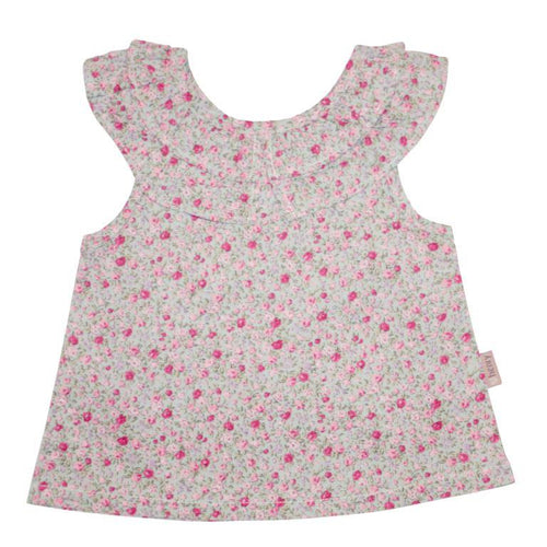Love Henry Polly Top - Floral