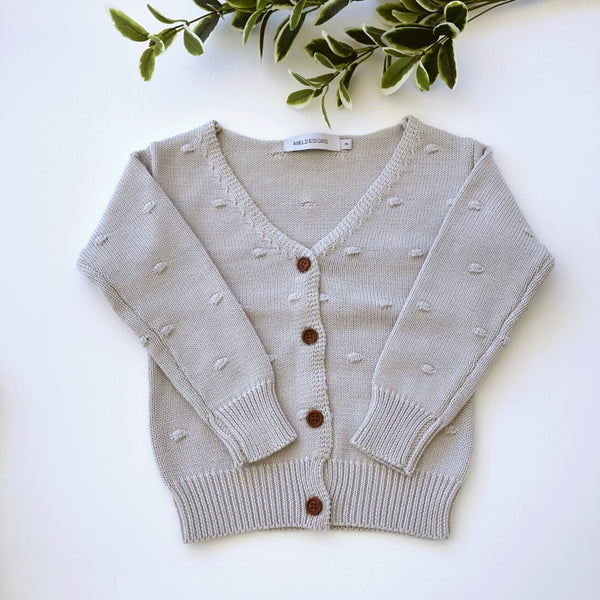 ML Designs Julia Cardigan - Cloud