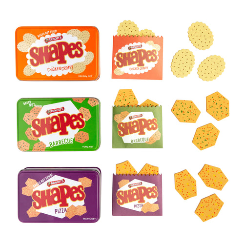 Make Me Iconic - Arnott's Shapes