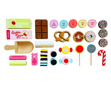 Make Me Iconic - Wooden Cookie Set