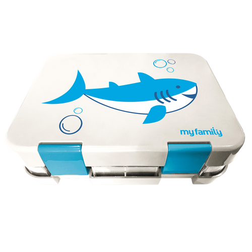 My Family Super Bento Box - Shark