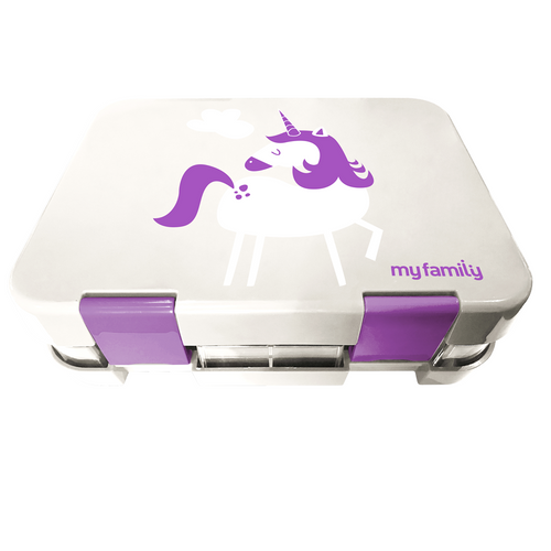 My Family Super Bento Box - Unicorn