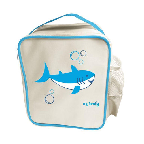 My Family Lunch Bag - Shark