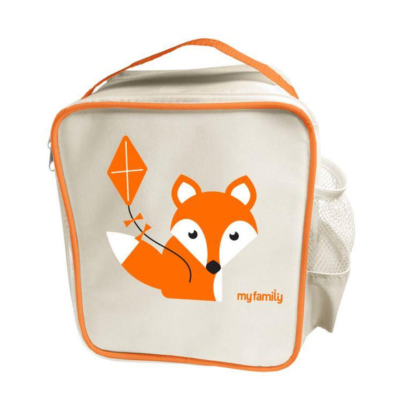 My Family Lunch Bag - Fox