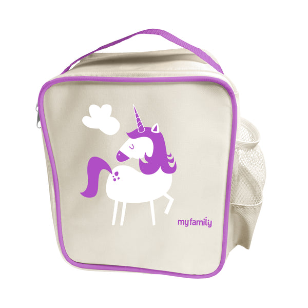 My Family Lunch Bag - Unicorn
