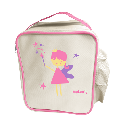 My Family Lunch Bag - Fairy