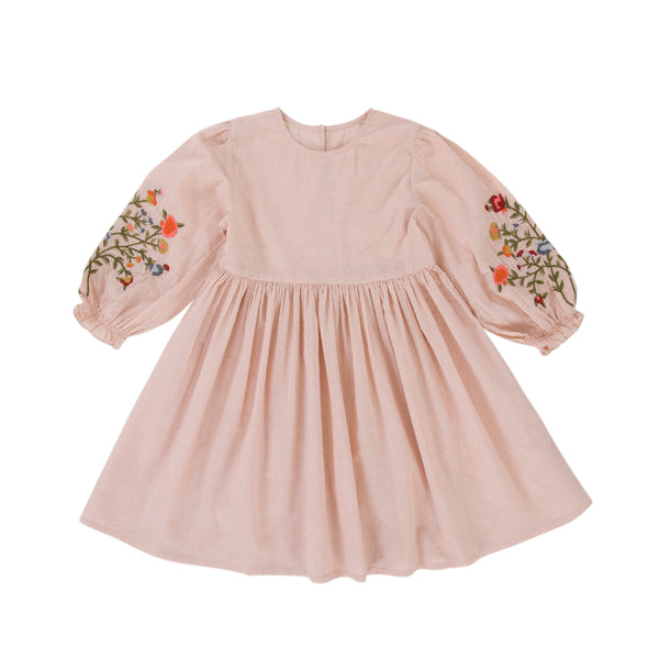 Peggy Rimini Dress - Dusty Pink