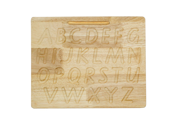 Qtoys - Capital Letter Tracing Board