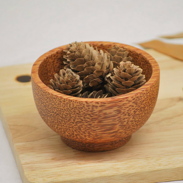 Qtoys - Coconut Wood Bowl