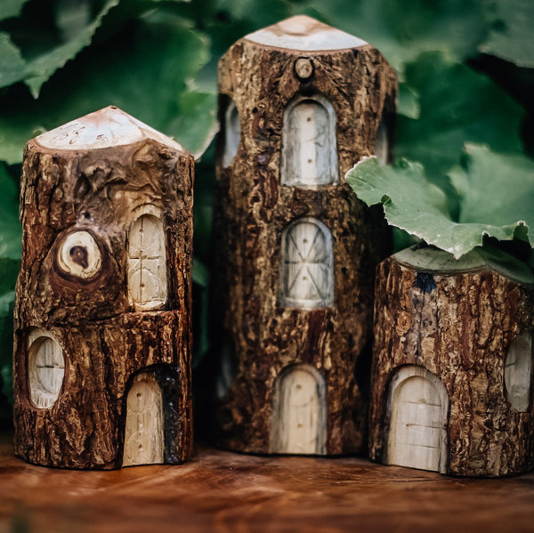 Qtoys - Tree House Set - 3 piece