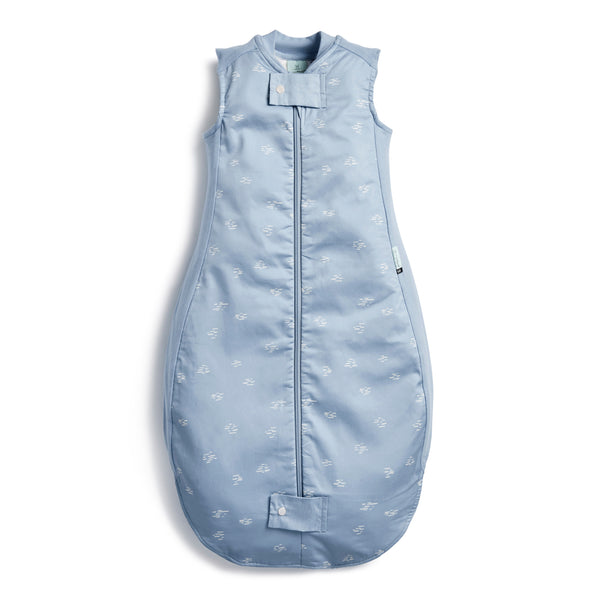 ergoPouch 0.3 tog Organic Cotton Sheeting Sleeping Bag - Ripple
