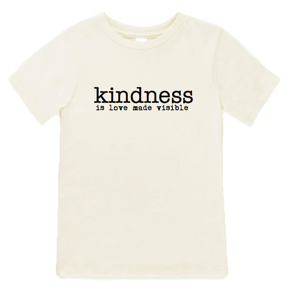 Tenth & Pine Short Sleeve Tee - Kindness is Love