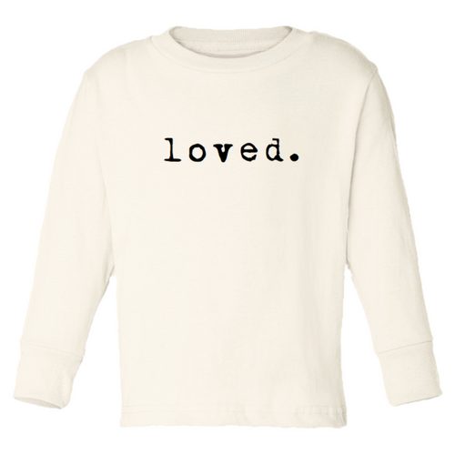 Tenth & Pine Long Sleeve Tee - Loved