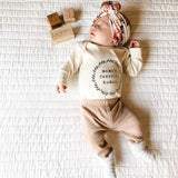 Tenth & Pine Long Sleeve Onesie - Mamas Favorite Human
