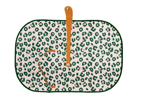 The Somewhere Co. Travel Baby Change Mat and Wallet - Gone Wild